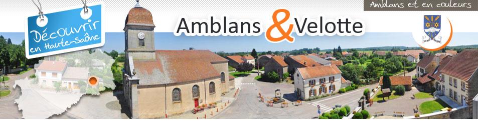 Amblans et Velotte